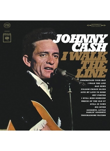 Sony Music Johnny Cash-i Walk The Line Renkli
